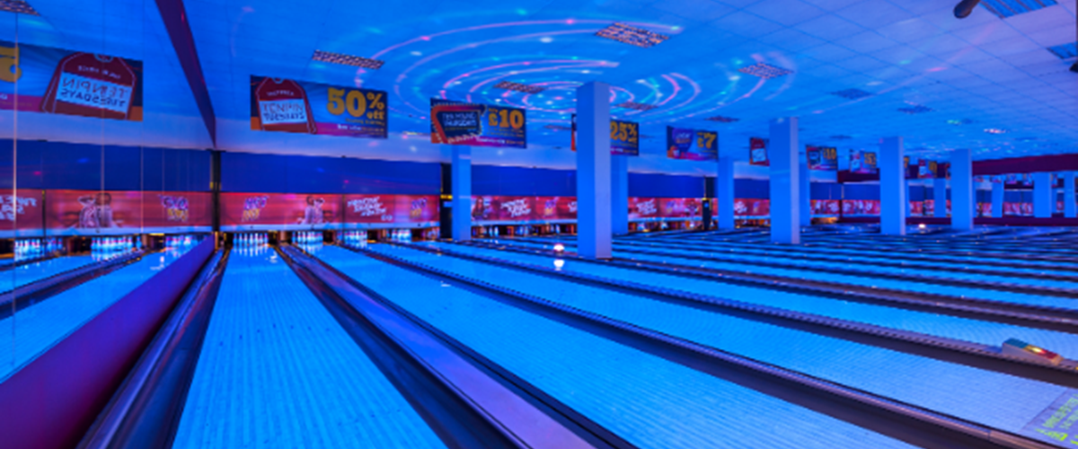 Camberley Bowling Lanes