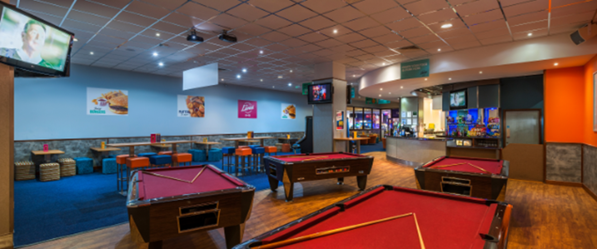 Camberley Pool Tables