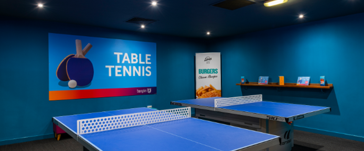 York Table Tennis