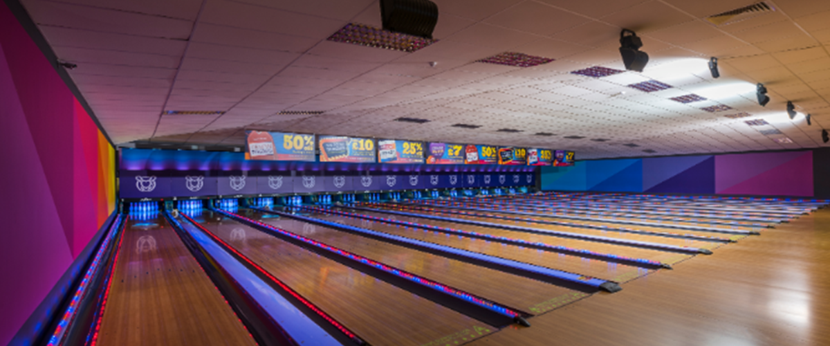 Worcester Bowling Lanes