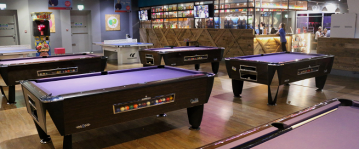 Warrington Pool Tables