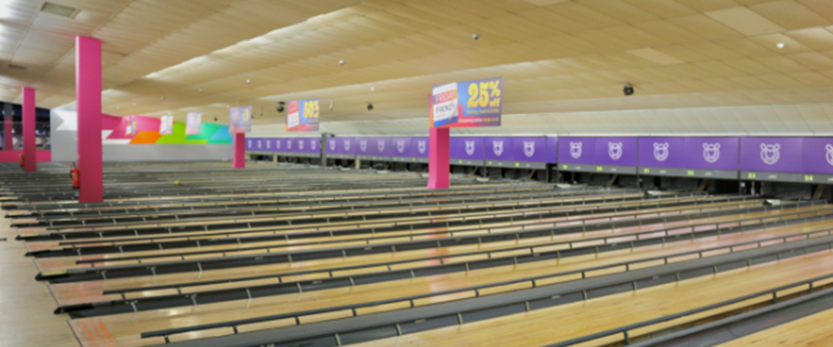 Warrington Bowling Alleys