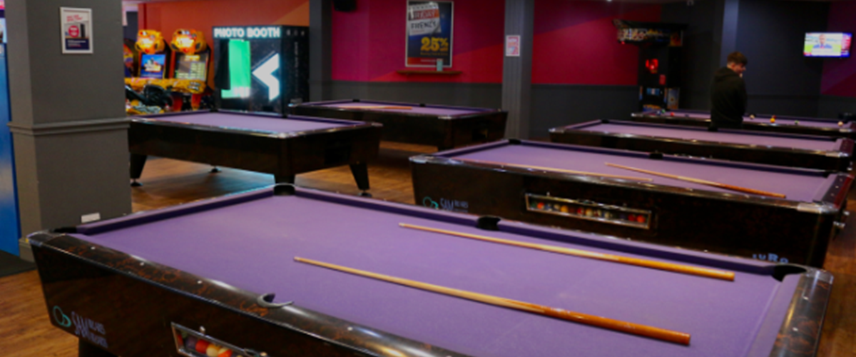 Telford Pool Tables