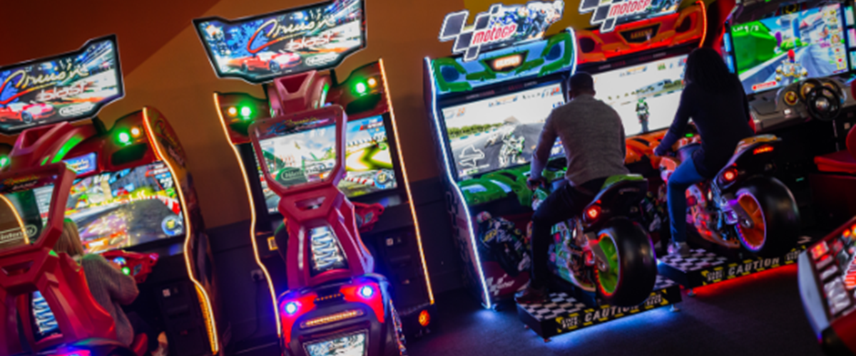 Cross Site Generic Driving Arcades