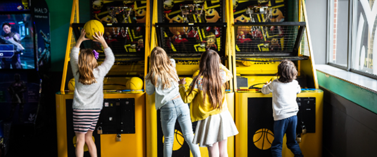Cross Site Generic Kids Arcades