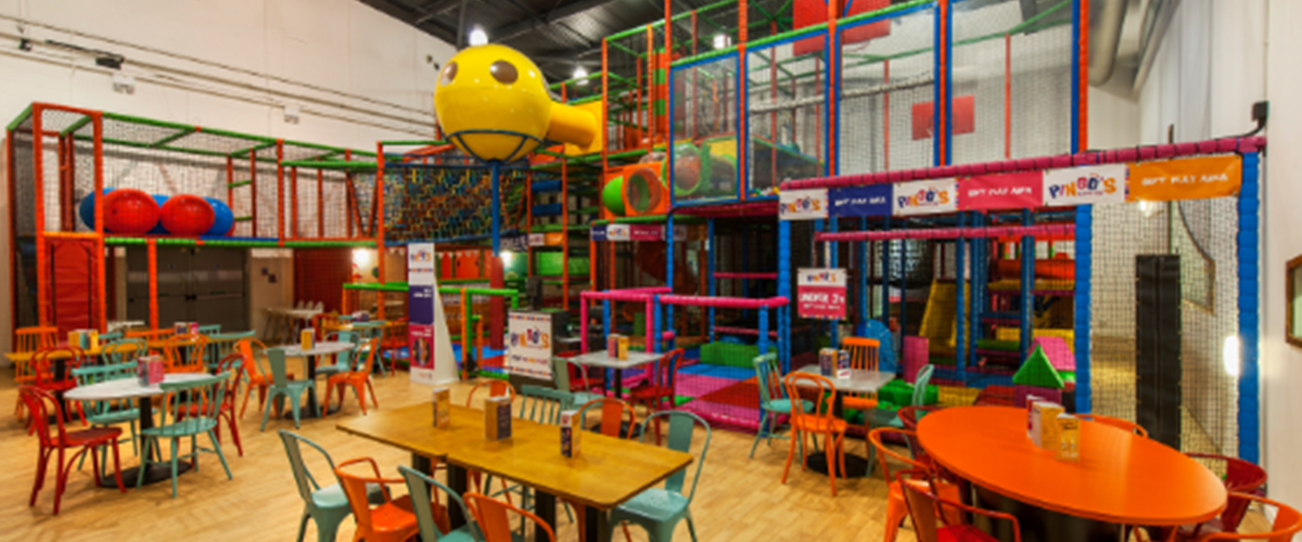 Dudley Pingos Soft Play