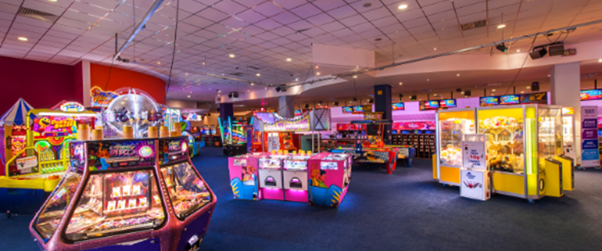 Dudley Arcade Machines