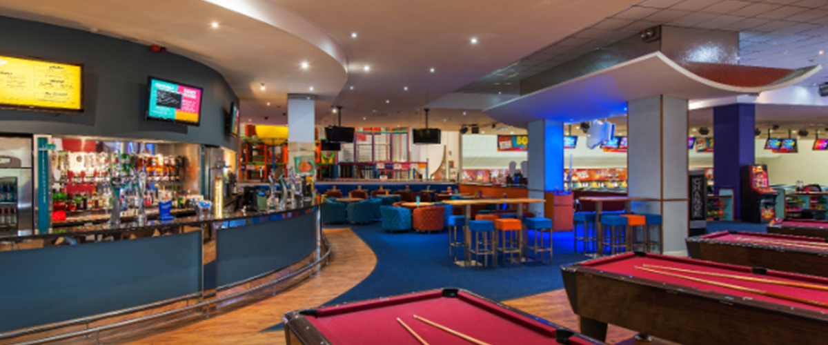 Dudley Bar & Pool Tables