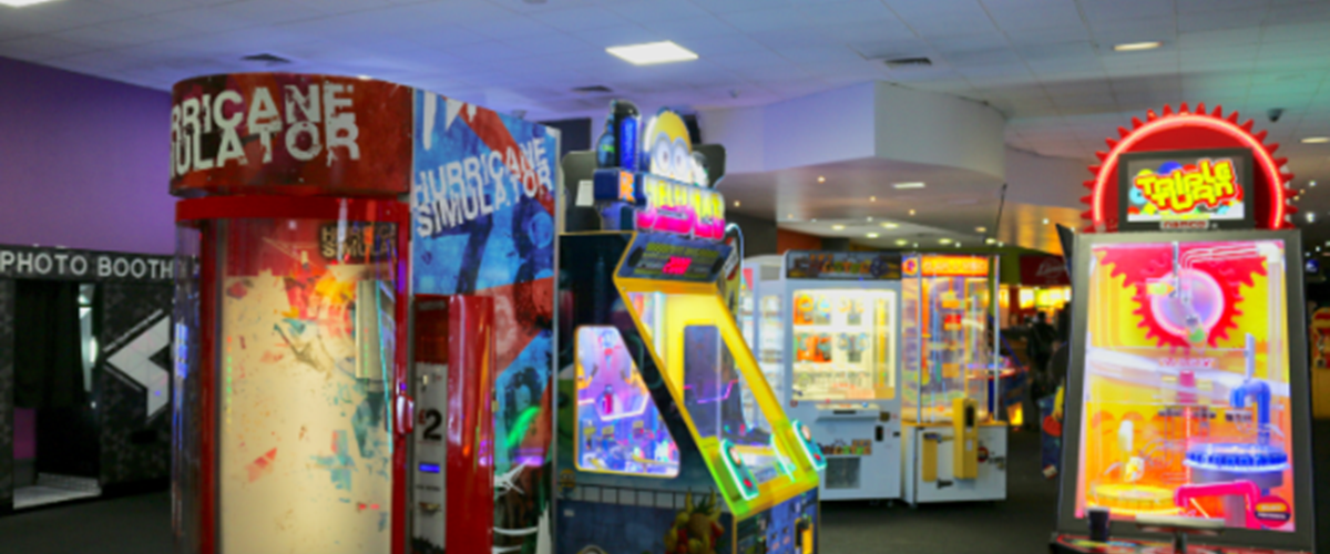 Coventry Arcade Games