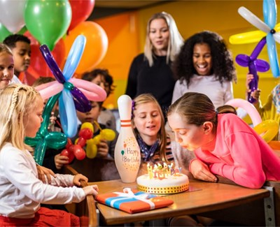 Banner Kids Birthday Party