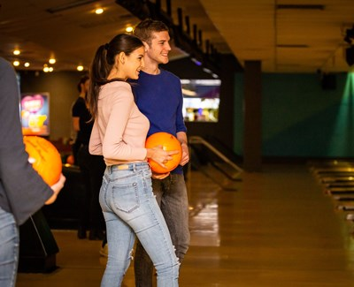 Gallery Bowling Area