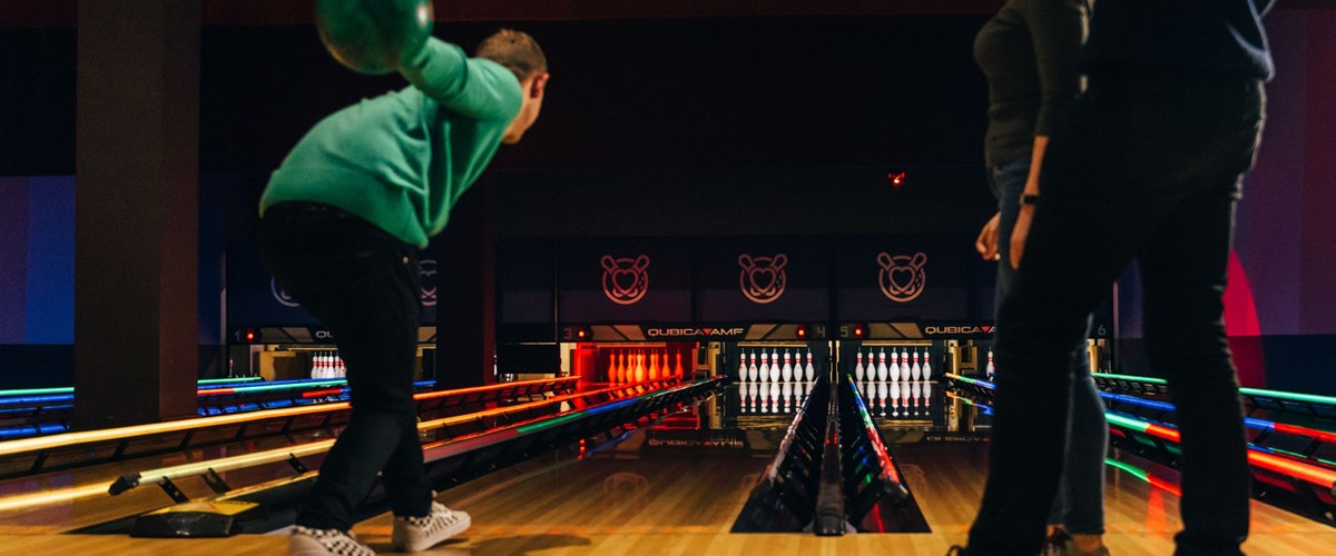Gallery Hyperbowling Game