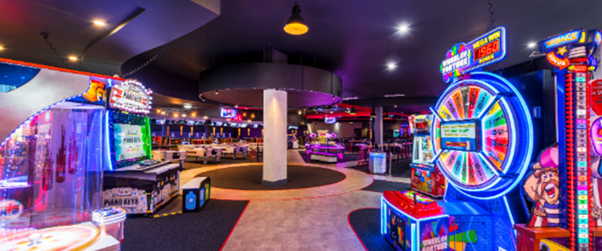 Gallery Cheshire Oaks Arcade Games