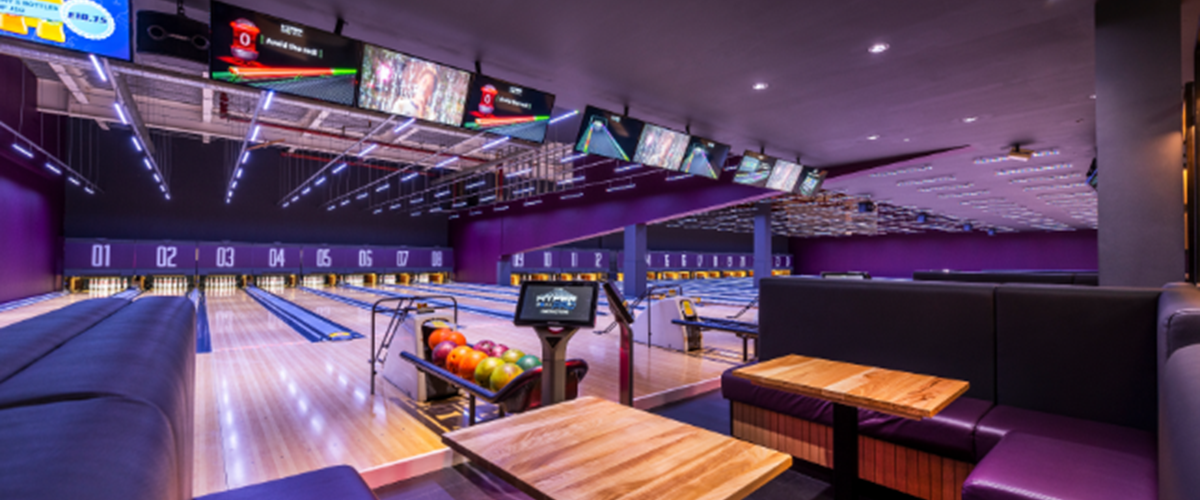 Gallery Cheshire Oaks Bowling Area