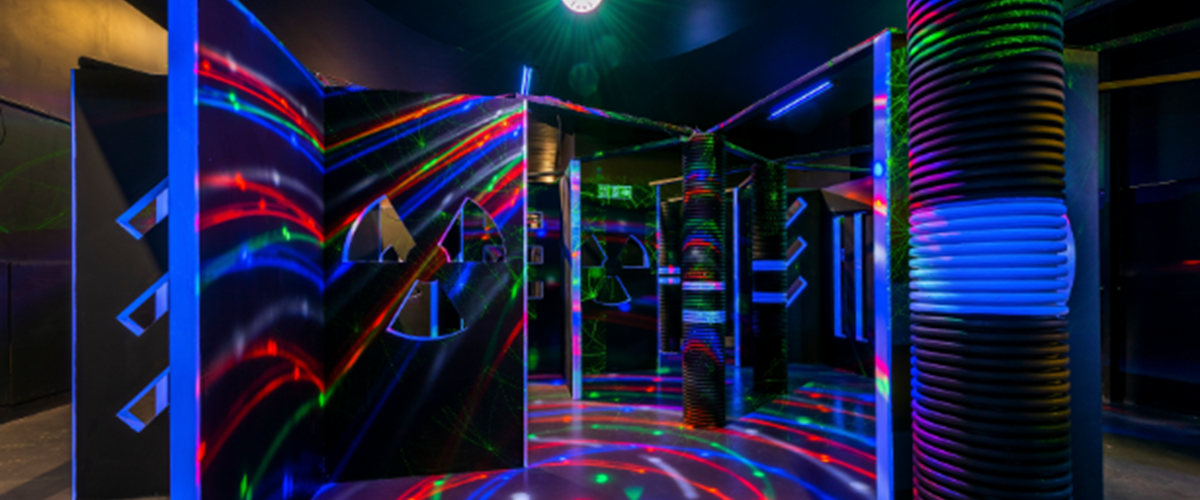Gallery Cheshire Oaks Sector 7 Laser Tag